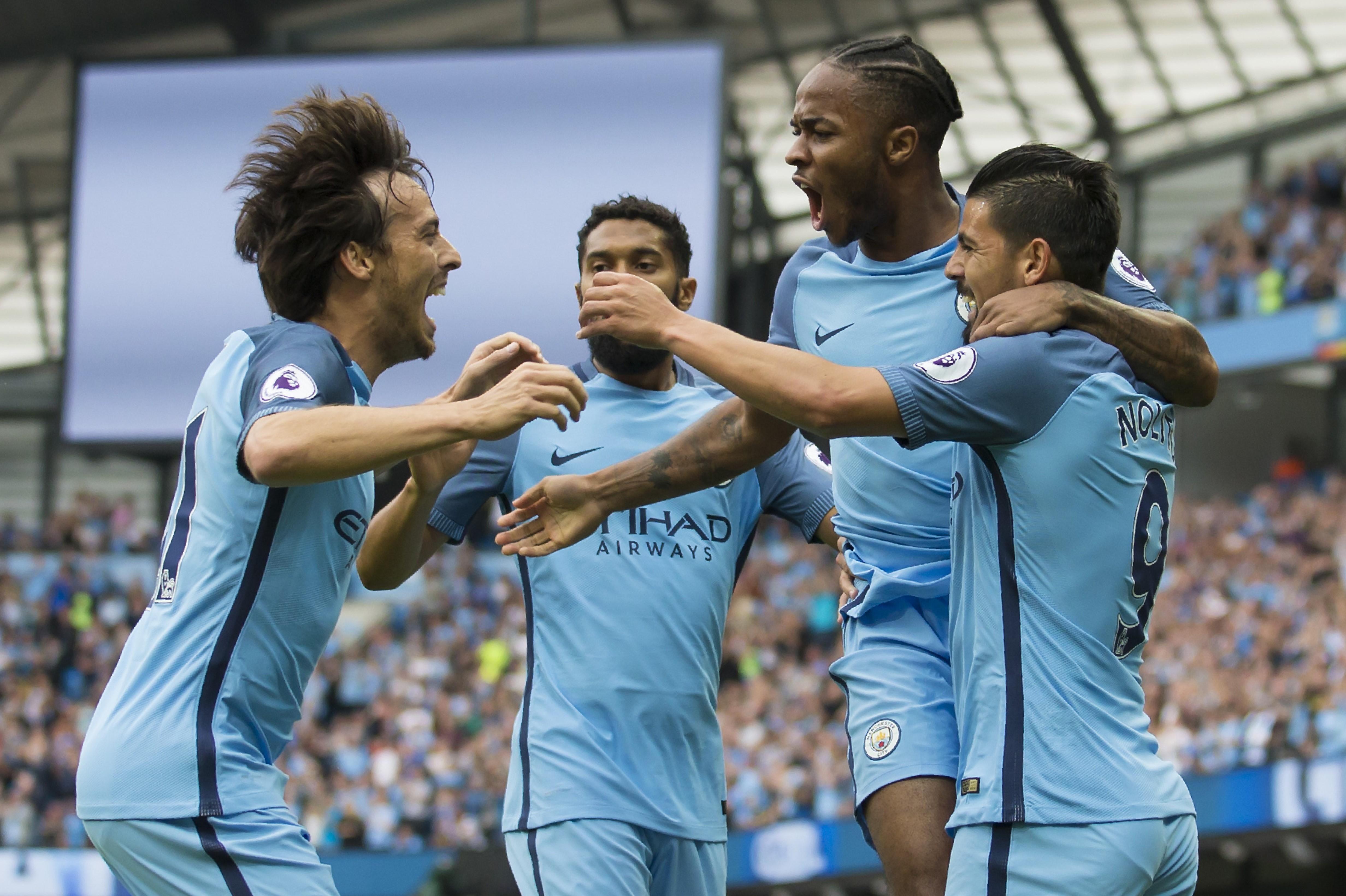 «Манчестер Сити» благодаря дублю Стерлинга победил «Вест Хэм»