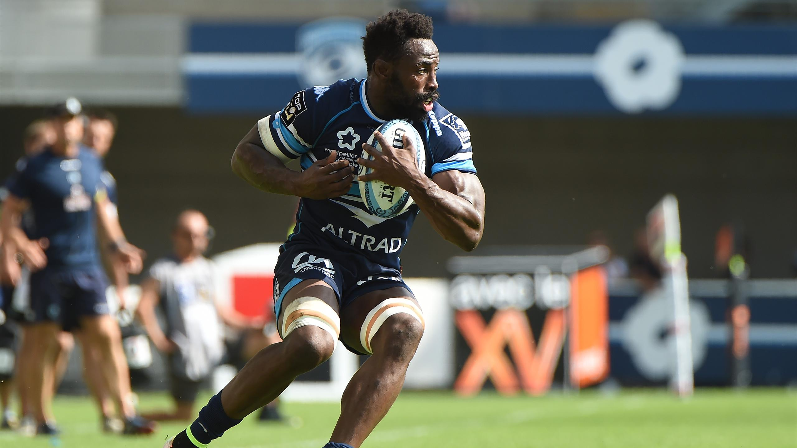 Fulgence Ouedraogo (Montpellier) - 28 août 2016