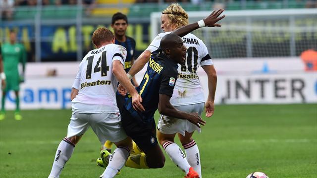 L'Inter et la Roma accrochées, la Juve s'en frotte les mains