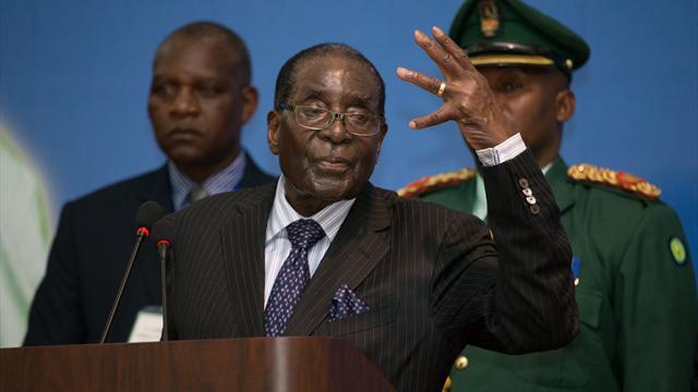"""""""Nessuna medaglia? In arresto!"""": il presidente dello Zimbabwe minaccia gli atleti di Rio"""