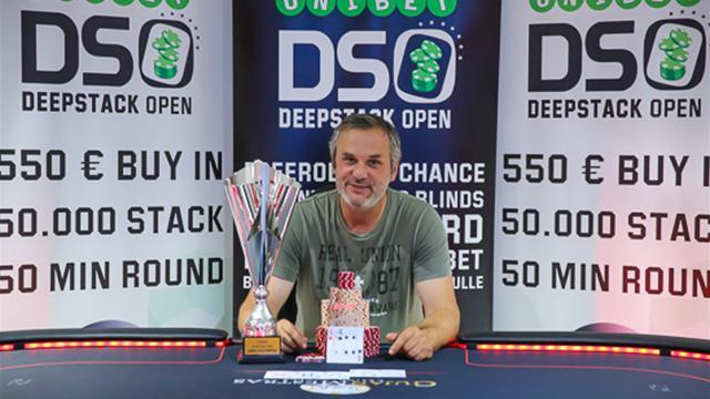 Frédéric Endelmann remporte l'Unibet DSO Gujan-Mestras