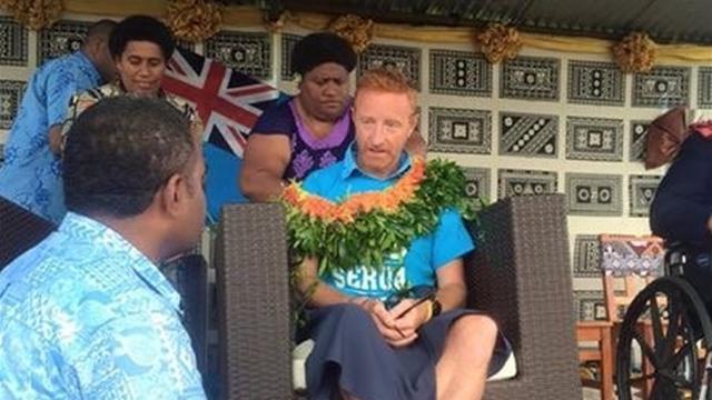 Olimpiyat şampiyonluğu Fiji'de ''şeflik'' getirdi