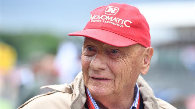Lauda n'a pas apprécié l'attitude de Hamilton
