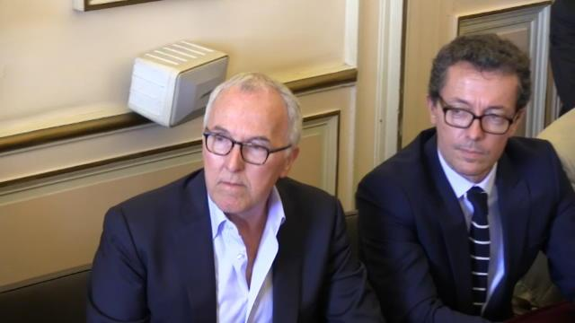 McCourt : ''Faire de nouveau de Marseille un champion''