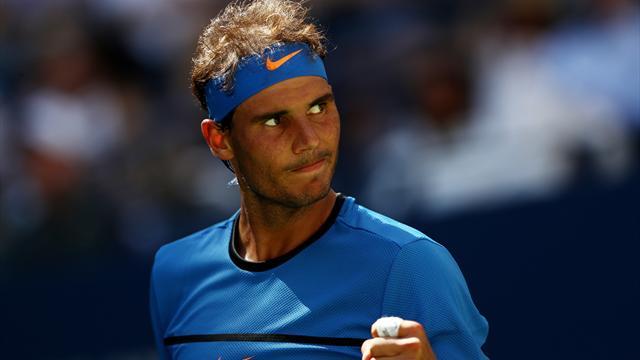 """Nadal prêt à """"se tuer"""" à l'entraînement"""