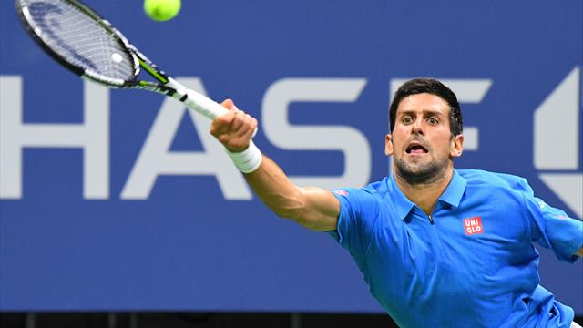 US Open Breakfast - Djokovic battles into second round at Flushing Meadows