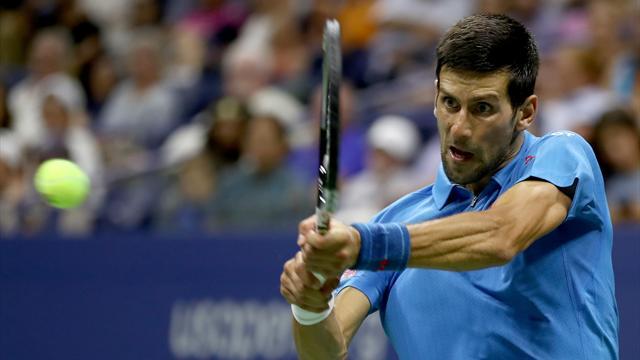 Djokovic écarte Janowicz mais pas tous les doutes, Mannarino à la trappe