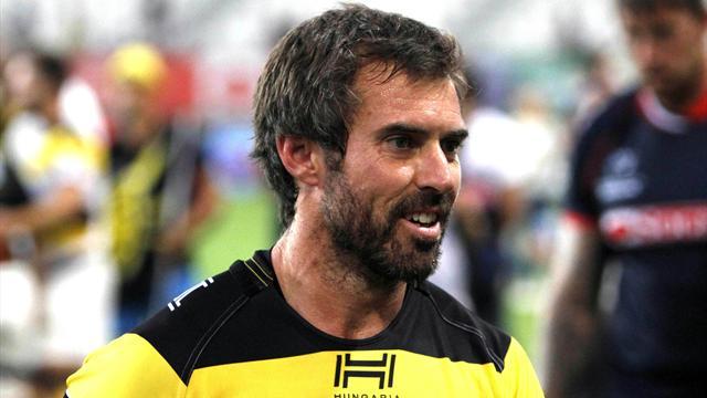 Quand Brock James entre dans l'histoire du rugby français…