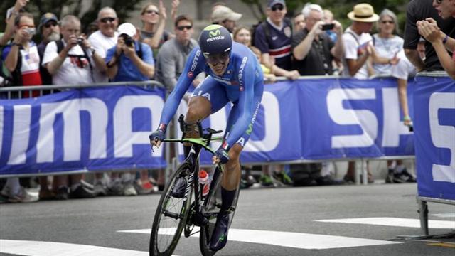 Adriano Malori reaparecerá en el GP de Québec tras su grave caída en enero