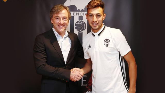 «Валенсия» арендовала Эль-Хаддади у«Барселоны»
