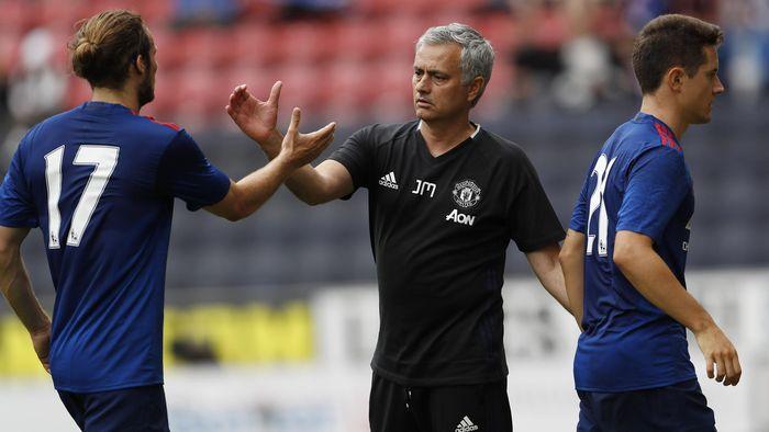 Znalezione obrazy dla zapytania mourinho blind