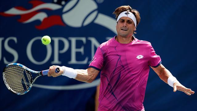 Vídeo US Open 2016, Fognini-Ferrer: Ferru vence en un partido maratoniano; Feliciano dice adiós