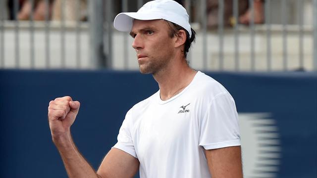 Croatia's Ivo Karlovic hits 61 aces to set US Open record