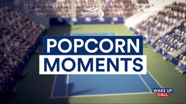 Tennis : Les moments insolites de Flushing : La grosse col�re de Fognini contre les spectateurs