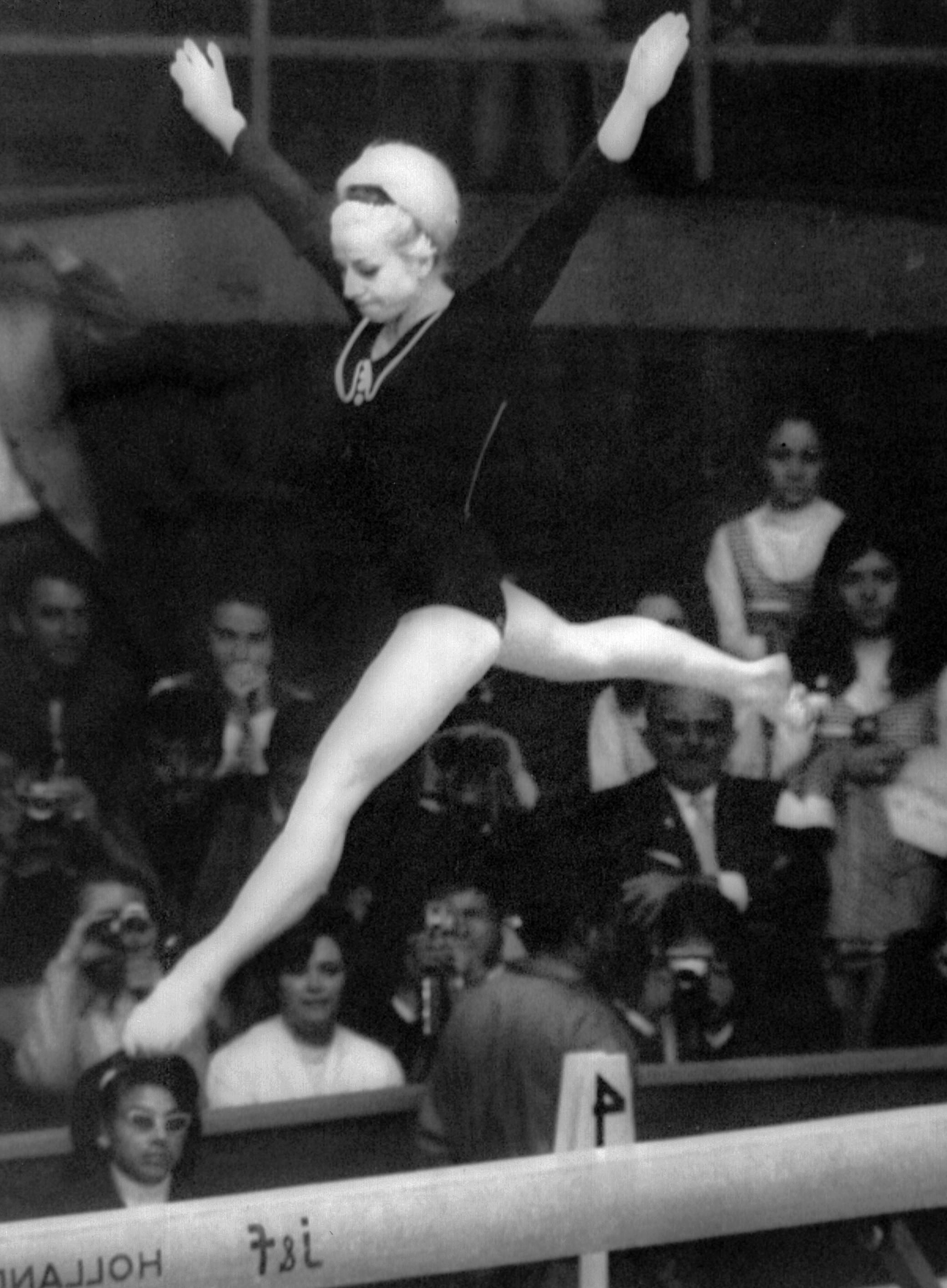 Vera Caslavska 1968