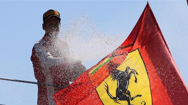 F1: a Monza vince Rosberg, 3/o Vettel
