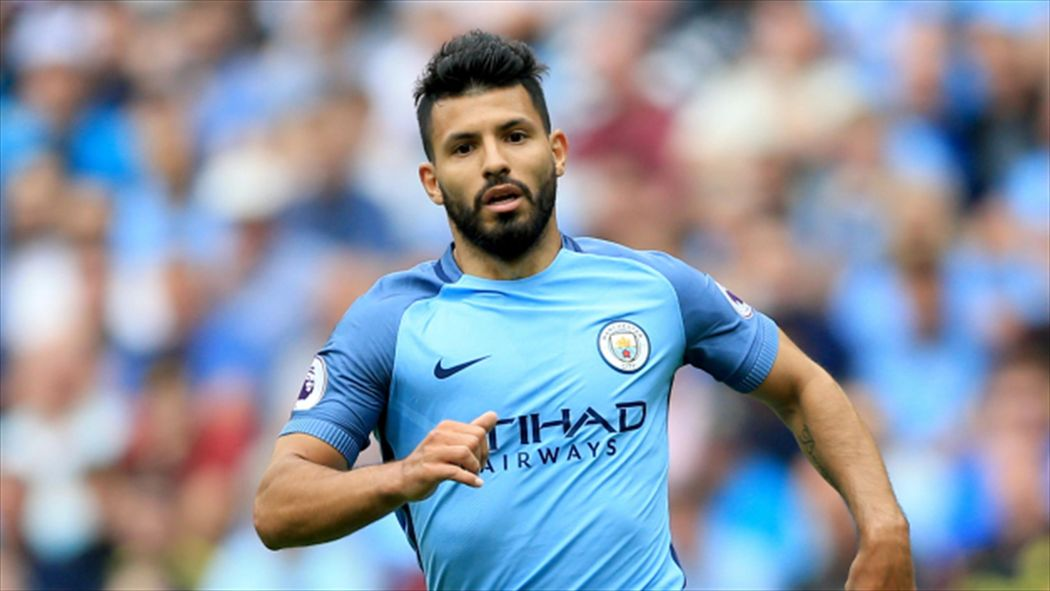 Aguero Benched As Manchester City Host Everton