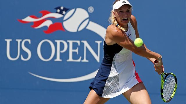 US Open: Women's second round LIVE: Konta in action, Wozniacki takes on Kuznetsova