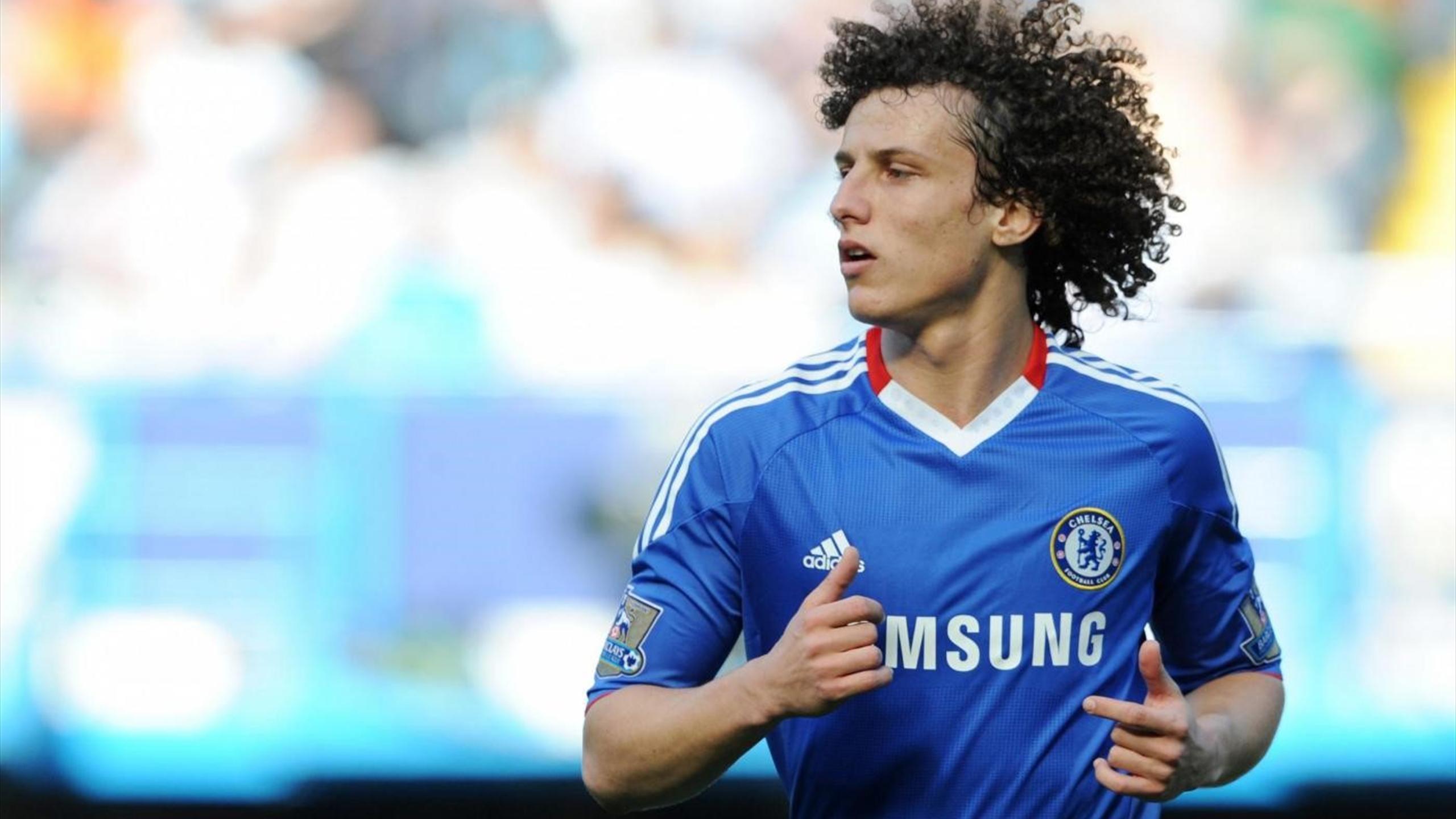 David Luiz - Chelsea-Wigan - Premier League 2010/2011 - LaPresse