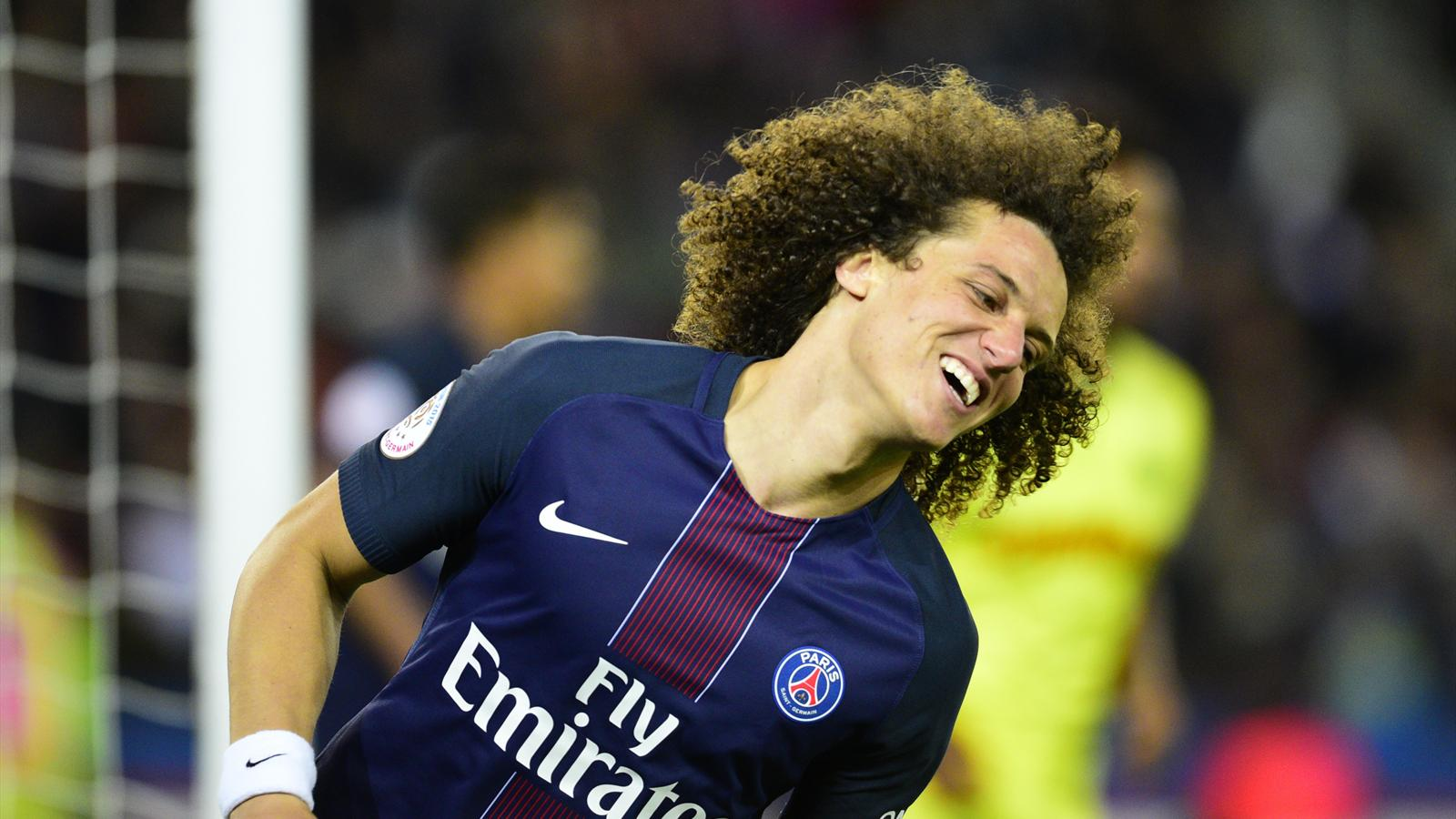 david luiz signe trois ans chelsea transferts 2016 2017 football eurosport. Black Bedroom Furniture Sets. Home Design Ideas