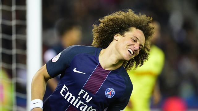 Pour David Luiz, c'est trois ans à Chelsea