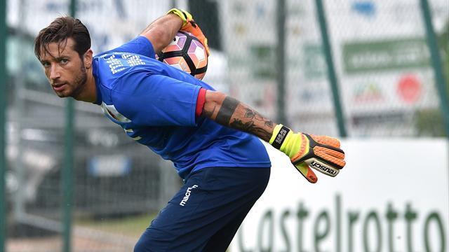 Serie A, Bologna: Antonio Mirante torna ad allenarsi