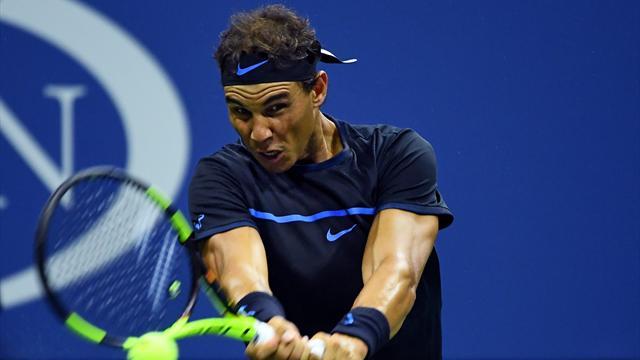 Rafa Nadal pasa a tercera ronda tras vencer al italiano Andreas Seppi