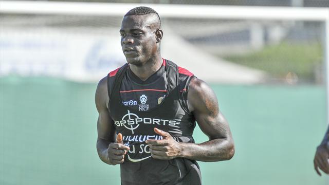 La folie Balotelli s'empare déjà de Nice pour le premier entraînement de «Super Mario»