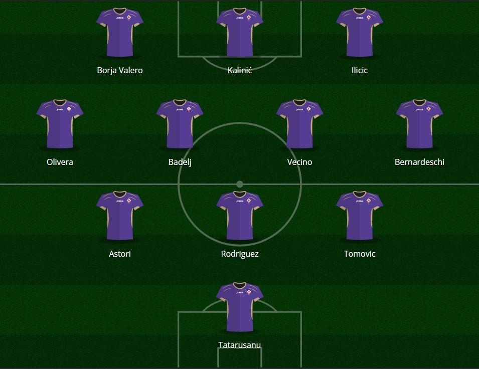 Fiorentina 2016/17