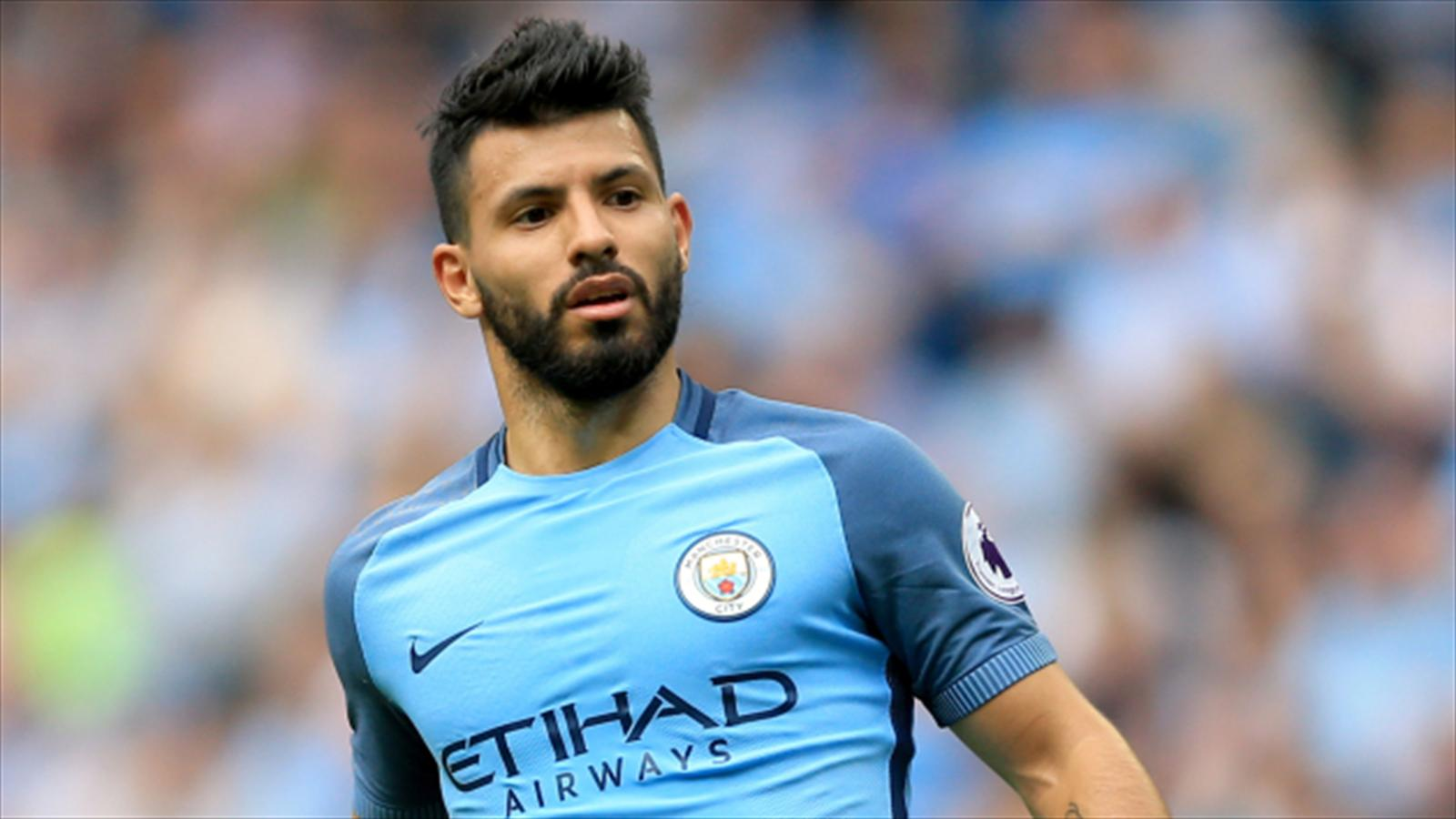 Sergio Aguero To Contest Violent Conduct Charge Football Eurosport - Hairstyle aguero 2016
