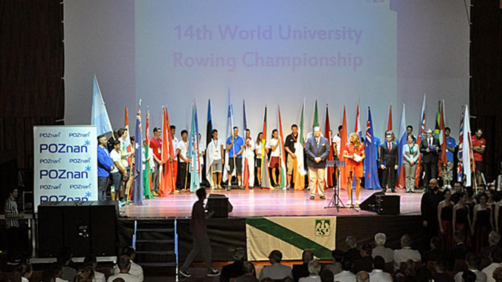 14th wuc rowing general technical meeting opening - University league tables french ...