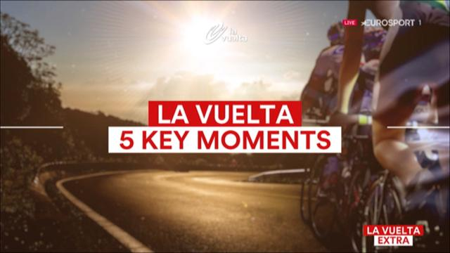 Stage 12: Key moments