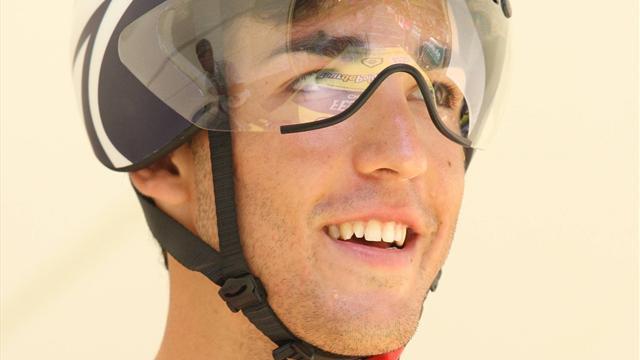 Tour d'Espagne : l'Italien Valerio Conti remporte la 13e étape en solo