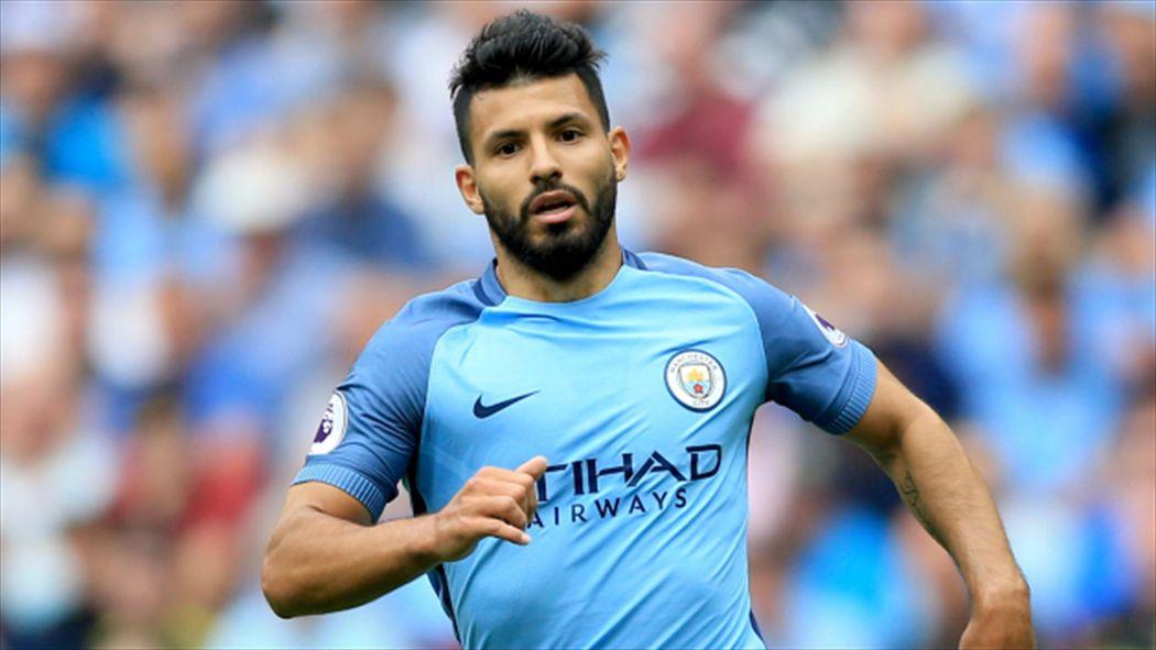 Manchester City Striker Sergio Aguero Handed Three Match Suspension