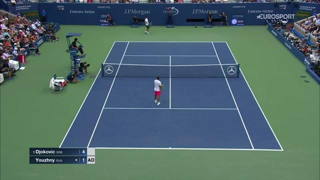 Tennis, Us Open: Pouille eroico, eliminato Nadal. Djokovic ai quarti