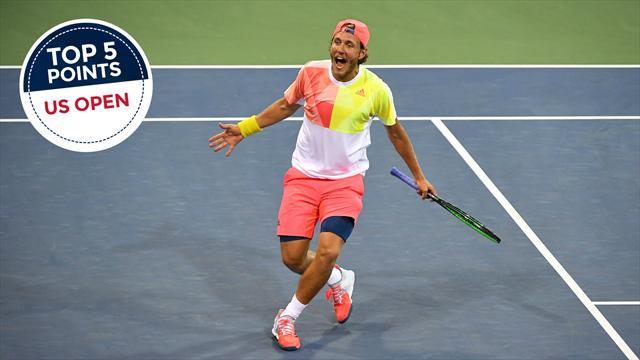 Tennis : Pouille n'est