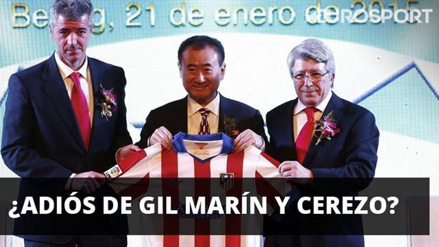 El plan de Wang Jianlin para comprar el Atlético