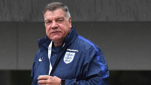 """Big Sam"" est-il l'homme qui permettra à l'Angleterre de relever la tête ?"