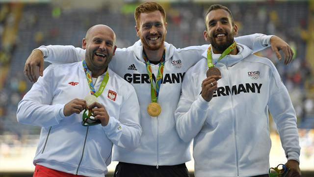 Kein Tag wie jeder andere: Kritik an Olympiasieger Harting