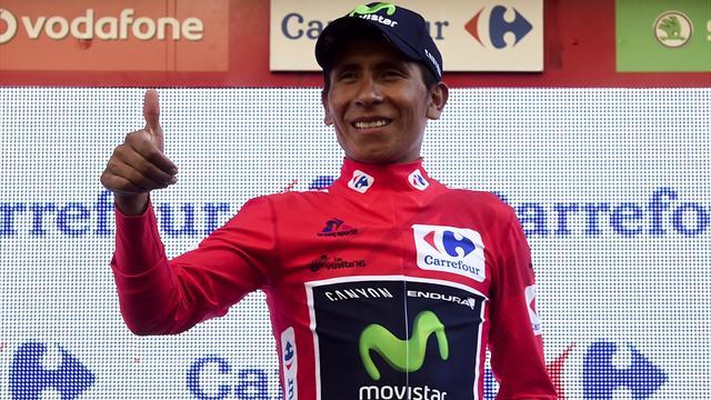 Кинтана выиграл «Вуэльту», Лятур – 20-й этап