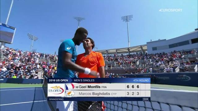 US Open : Pouille s'offre Nadal et entre dans l'histoire