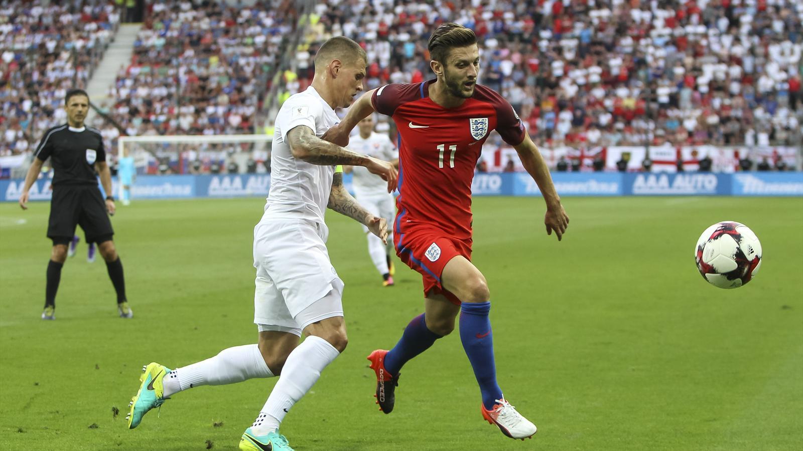 En direct live slovaquie angleterre qualif coupe du monde uefa 4 septembre 2016 - Calendrier coupe d angleterre ...