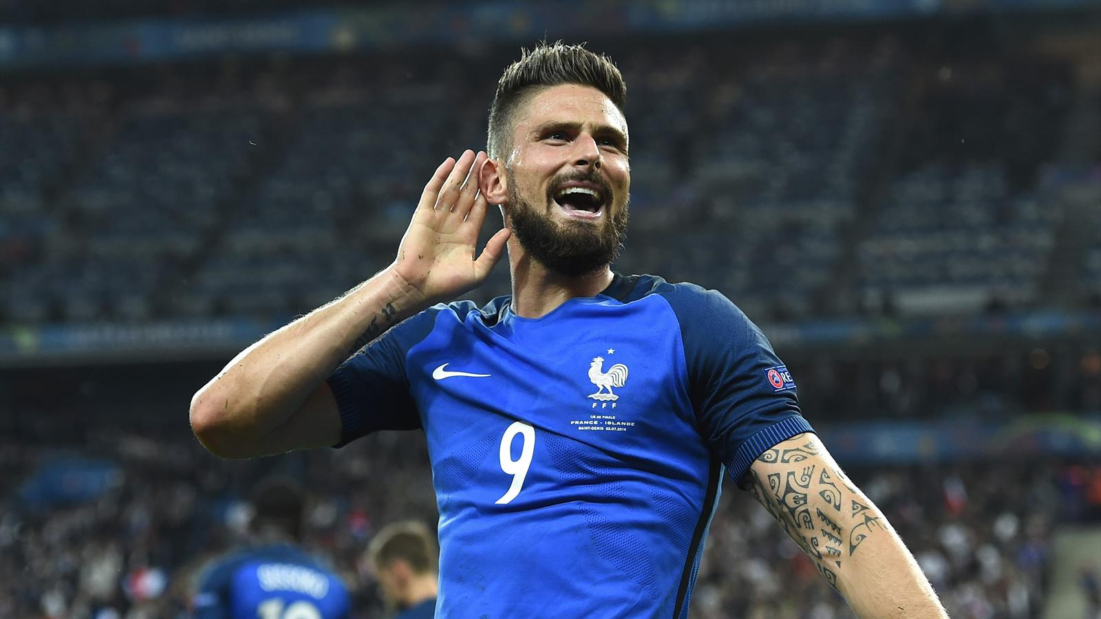 Equipe de france la double vie de giroud qualif coupe du monde uefa 2018 football - Resultat match coupe de france ...