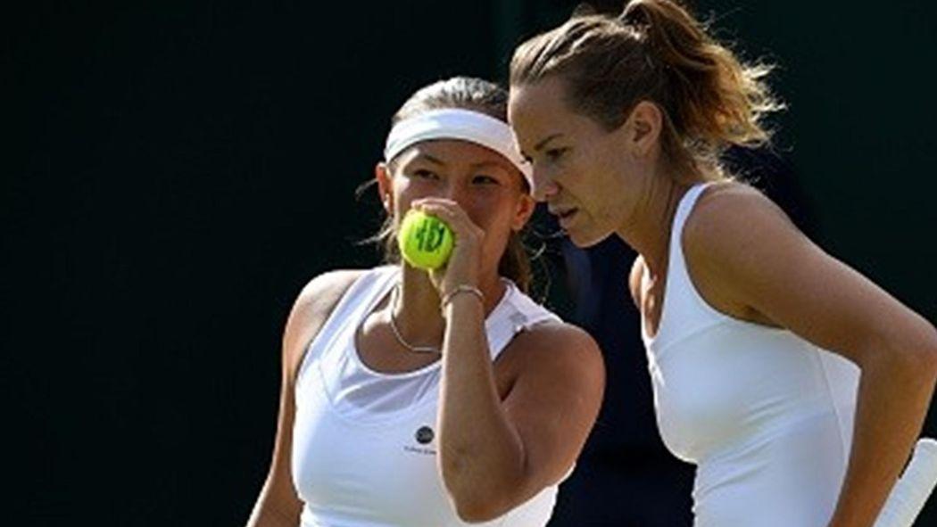 Теннис мур тара