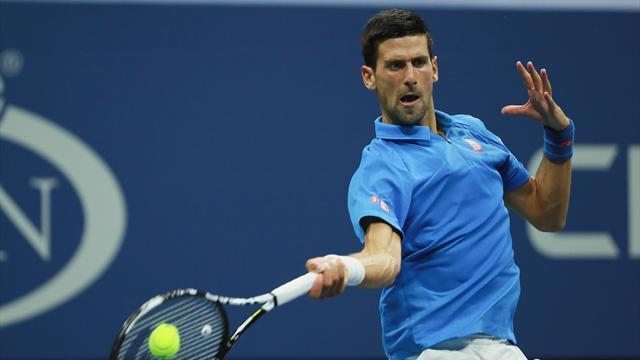Tennis : Djokovic - Fognini EN DIRECT