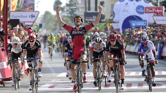 Drücker enfin vainqueur sur un grand tour