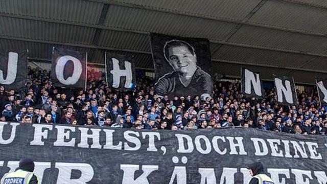 Дармштадт переименовал стадион вчесть поклонника