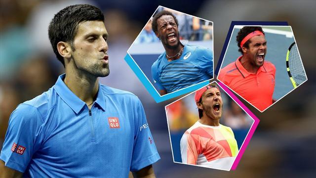 Djokovic, cette bête noire des Bleus