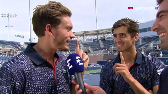 Mahut : «J'avais annoncé que Lucas débreakerait dans le 5e set face à Nadal»