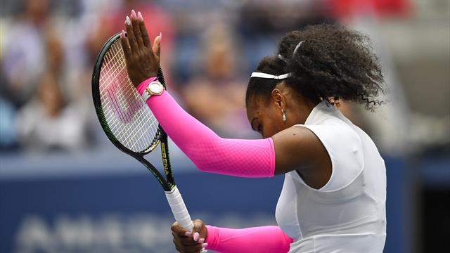 Serena, toute seule là-haut